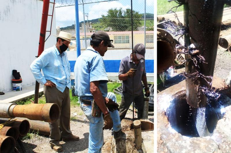 Tepic. Suspenden servicio de agua potable a estas colonias ante mantenimiento